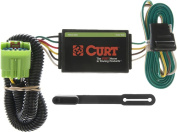 CURT - T-Connector for 1999-2004 Jeep Grand Cherokee Vehicles - Black