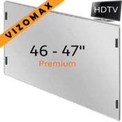 Vizomax - 46 - 120cm Vizomax TV Screen Protector for LCD, LED & Plasma HDTV