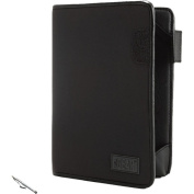 USA Gear - Protective Tablet Folio Case f/Google Nexus 7 FHD 18cm Media Tablet by Asus + Stylus