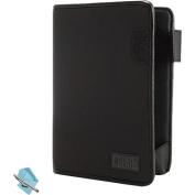 USA Gear - Protective Tablet Folio Case f/Hisense Sero 7 LT & Pro Media Tablets + Cleaning Cloth & Stylus