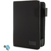 USA Gear - Protective Tablet Folio Case f/Asus MeMO Pad ME172V 18cm Media Tablet by Asus + Cleaning Kit