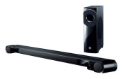 Yamaha - 7.1-Channel Soundbar with Wireless Active Subwoofer