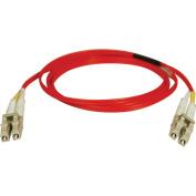 Tripp Lite - Fibre Optic Duplex Patch Cable - Red
