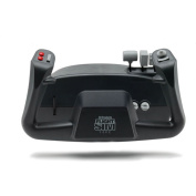 CH Products - Flight Sim Yoke - Black