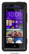 OtterBox - Defender Series Case for HTC Windows Phone 8X Mobile Phones - Black