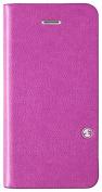 SwitchEasy - FLIP Folio Case for Apple® iPhone® 5c - Hot Pink