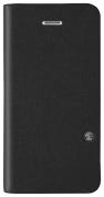 SwitchEasy - FLIP Folio Case for Apple® iPhone® 5c - Charcoal Black
