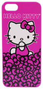 Hello Kitty - Polycarbonate Cover for Apple® iPhone® 5 - Pink/White/Black