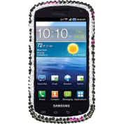 BasAcc - Case Cover for Samsung I405 Stratosphere Bubble Diamante