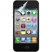 Scosche - satinSHIELD - 2 Anti-glare Screen Protectors for iPhone 4S and 4