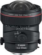 Canon - TS-E 17mm f/4L Tilt-Shift Lens - Black