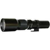 Rokinon - 500mm f/8 Preset Telephoto Lens for Select Nikon Cameras
