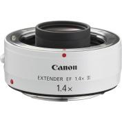 Canon - Extender EF 1.4x III Lens - White