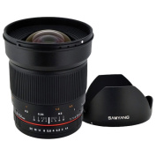 Samyang SY24MAF-N 24mm Wide Angle Lens with automatic chip for Nikon