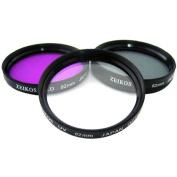 Zeikos Electronics - filter Kit - Polarizer, FLD, Ultraviolet filter