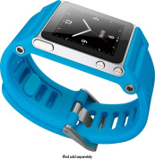 LunaTik - TikTok Multitouch Watchband for Apple® iPod® nano - Cyan