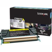 Lexmark - Toner Cartridge - Yellow