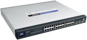 Cisco - 24-port webView Gigabit Ethernet Switch