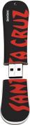 Action Sport Drives - Santa Cruz Rob One SnowDrive 16GB USB 2.0 Flash Drive