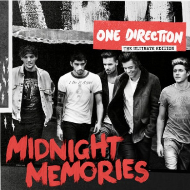 One Direction Midnight Memories (Deluxe Edition)
