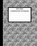 Dot Grid Composition Notebook