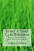 Start a Yard Care Business