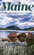 2015 Maine Down East Engagement Calendar