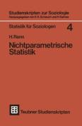 Nichtparametrische Statistik [GER]