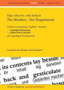 The Murders / Der Doppelmord -- Lekture Zweisprachig, Englisch / Deutsch,