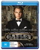 The Great Gatsby (Blu-ray  [Region 4]