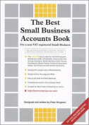 The Best Small Business Accounts Book (Yellow version)
