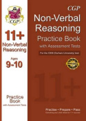 11+ Non-verbal Reasoning Practice Book with Assessment Tests (Age 9-10) for the CEM Test