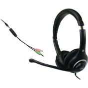 Plug'n Talk Headset Black