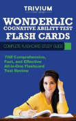 Wonderlic Cognitive Ability Test Flash Cards