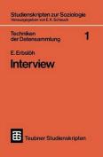 Techniken Der Datensammlung 1 [GER]