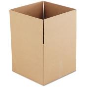 Universal 166331 Corrugated Kraft Shipping Carton 18w x 18l x 16h Brown 15 per Bundle