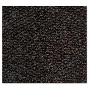 Marathon Wiper/Scraper Mat, Polypropylene/Vinyl, 48 x 72, Dark Brown