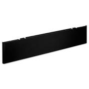 Huddle Series Multipurpose Table Modesty Panel, 54w x 1-3/8d x 9-1/2h, Black