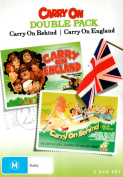 Carry on Behind / Carry on England   [2 Discs] [Region 4]