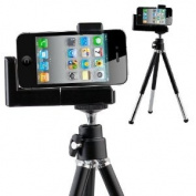 Coco Shopping Tripod Mount Holder Stand for Mobile Cell Phone Camera