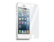 AViiQ AVI5SPHDAF Screen Protector HD with Anti Scratch for iPhone 5 - 1 Pack - Non-Retail Packaging - Clear