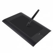 Turcom 20cm x 13cm Huion Graphic Drawing Touch Tablet with Capture Pen