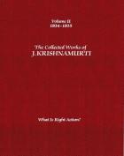 The Collected Works of J.Krishnamurti  - Volume II 1934-1935
