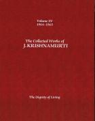The Collected Works of J.Krishnamurti  - Volume Xv 1964-1965
