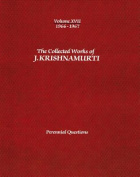 The Collected Works of J.Krishnamurti  - Volume Xvii 1966-1967
