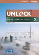 Unlock Level 2 Reading and Writing Skills Presentation Plus DVD-ROM [With DVD ROM]