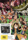 One Piece Film: Strong World [Region 4]