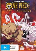 One Piece (Uncut) Collection 24  [Region 4]
