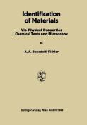 Identification of Materials