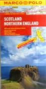Scotland / Northern England Marco Polo Map